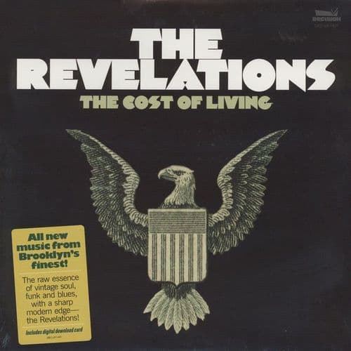 The Revelations<br>The Cost Of Living<br>LP